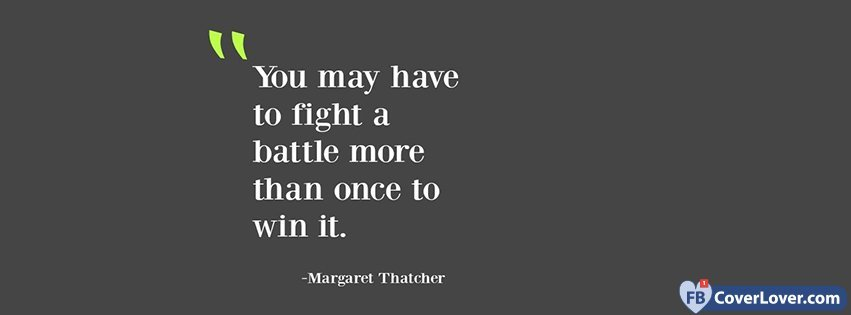 Fight A Battle More