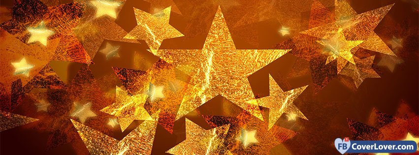 Five Pointed Star Christmas Ornaments