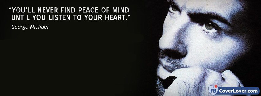 Georges Michael Quote