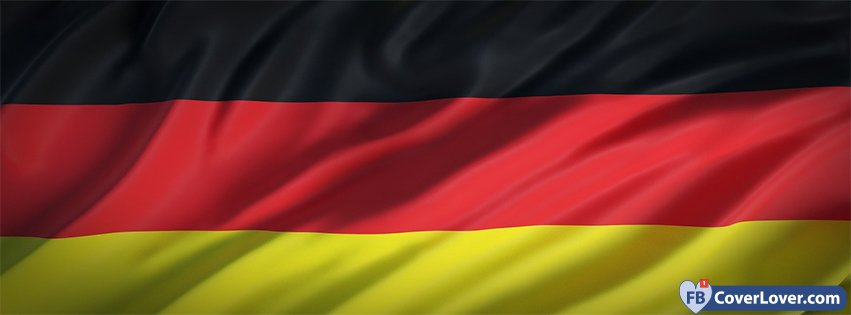 German Flag Floating