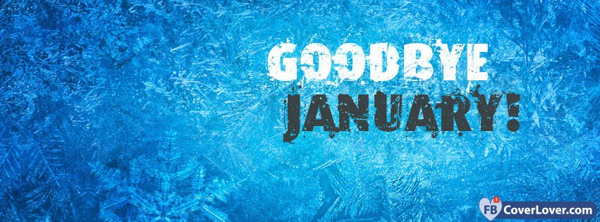 Goodbye January