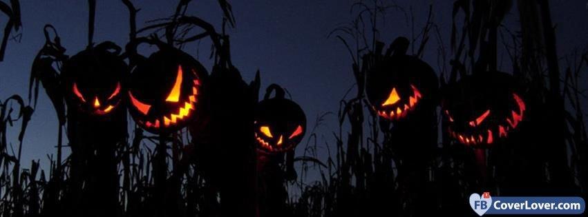 Halloween Scary Pumpki...