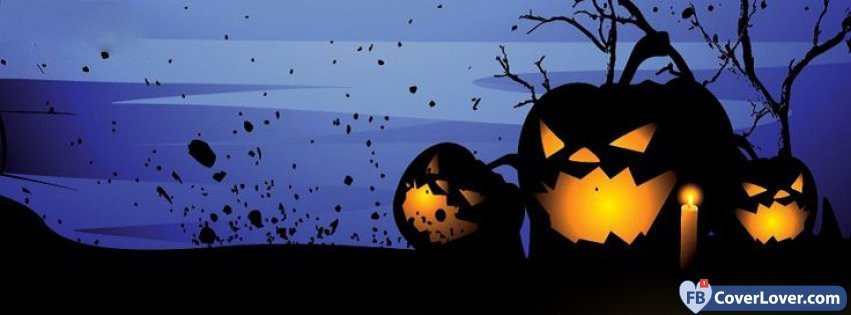 Halloween 2 Holidays And Celebrations Facebook Cover Maker Fbcoverlover Com