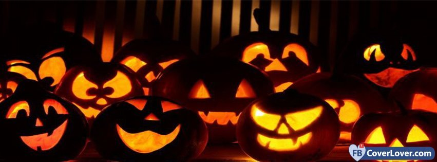 Halloween 6 Holidays And Celebrations Facebook Cover Maker ...