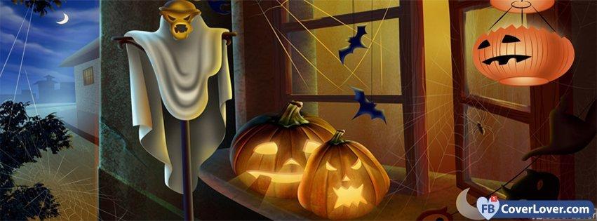 Halloween 9 Facebook Cover