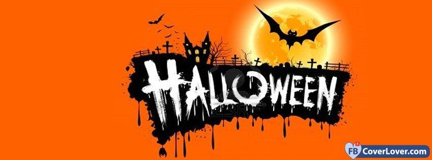 Halloween Flying Bat