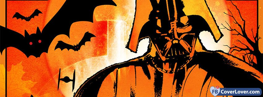 Halloween Dark Vador