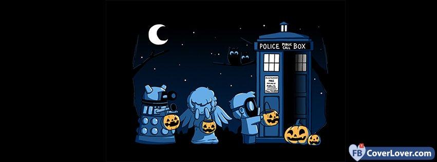 Halloween Doctor Who