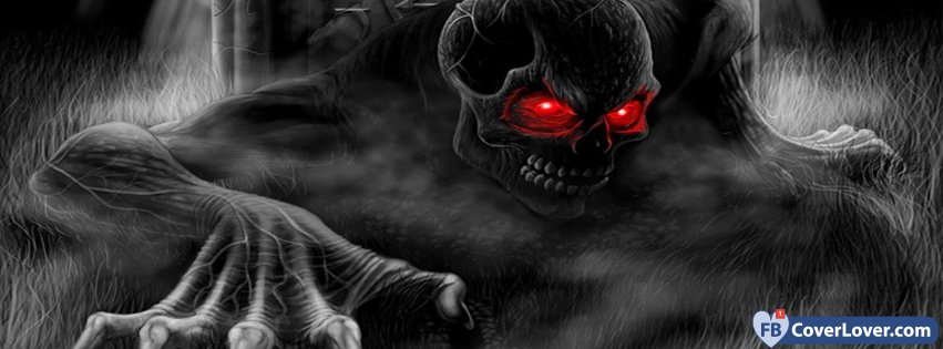 Halloween Scary Monster