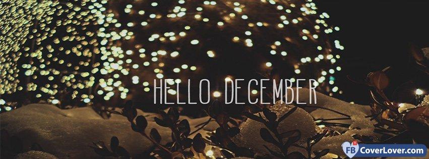Happy December Lights