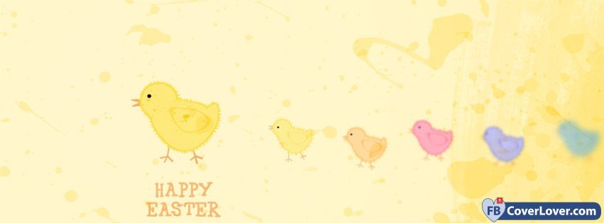Happy Easters Chickens 2