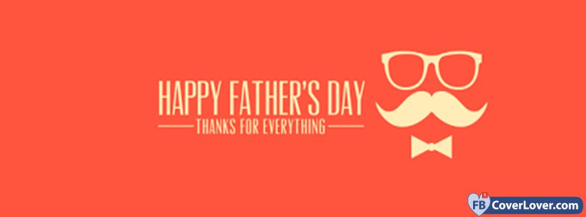 Happy Fathers Day Thank You Dad