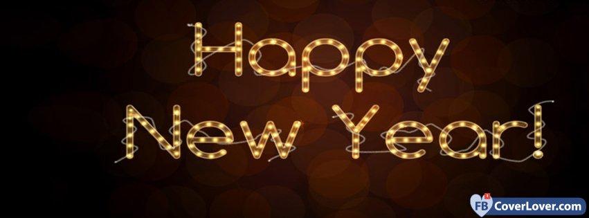 Happy New Year Neons