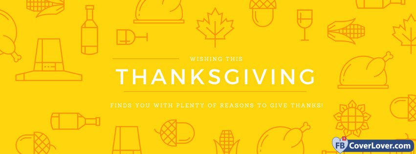 Thanks Giving Plenty Of Reasons To Give