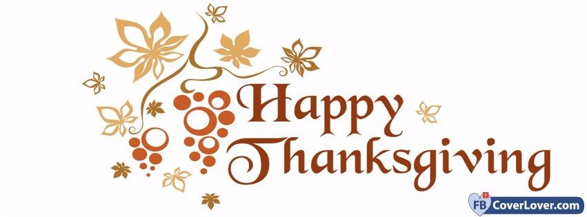 Happy Thanksgiving Flowers