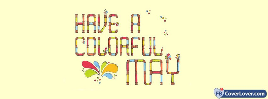 Have A Colorful May