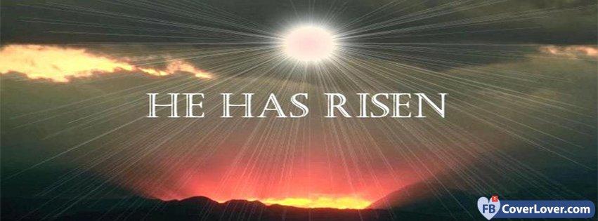 He Has Risen Easters Volcano