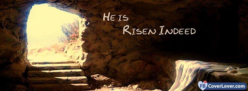 He Has Risen Indeed