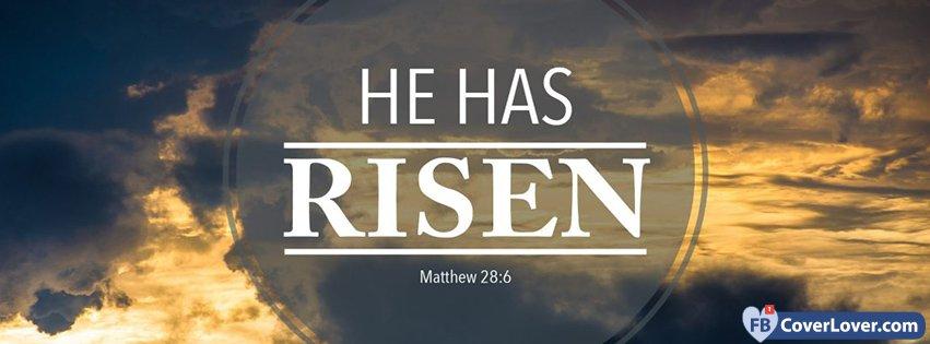 He Has Risen Matthew