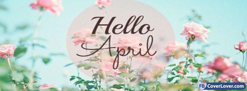 Hello April Roses