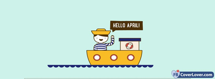 Hello April Sailor