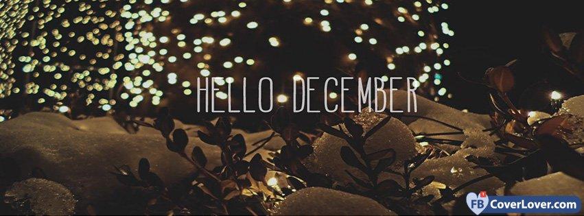 Hello December Glitter