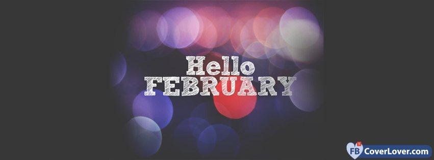 Hello February Lights