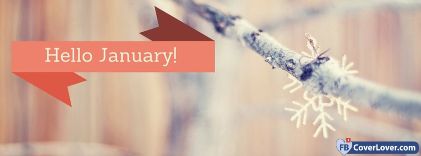 Hello Icy January