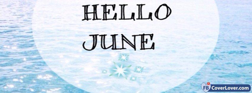Hello June Seaside
