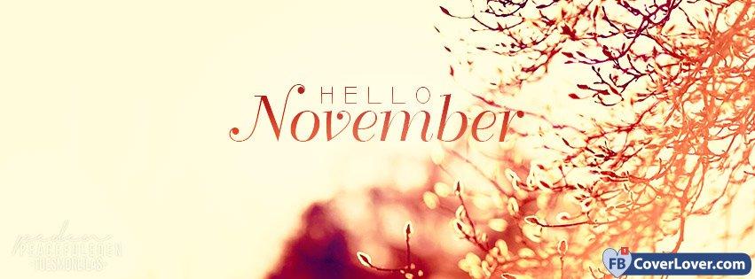 Hello November 2