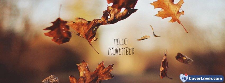 Ordinaire Hello November