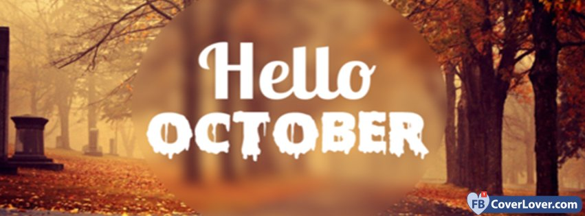 Hello October Pre Halloween
