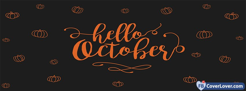 Hello October Pumpkins