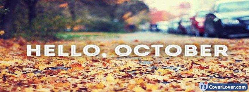 Hello October Street