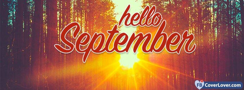 Hello September Sunset