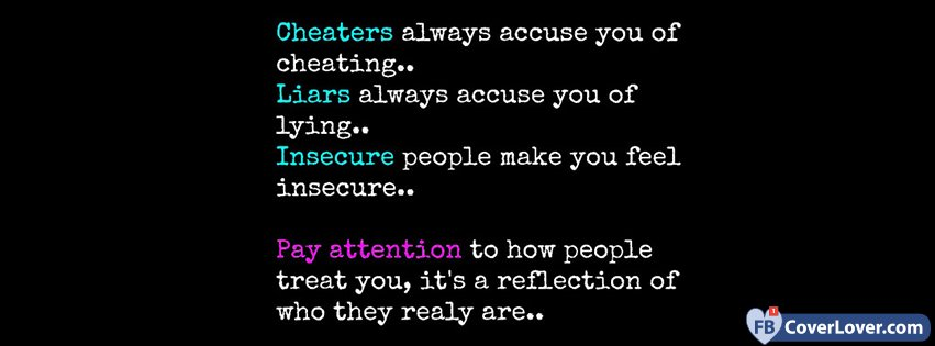 How People Treat You Quotes And Sayings Facebook Cover Maker