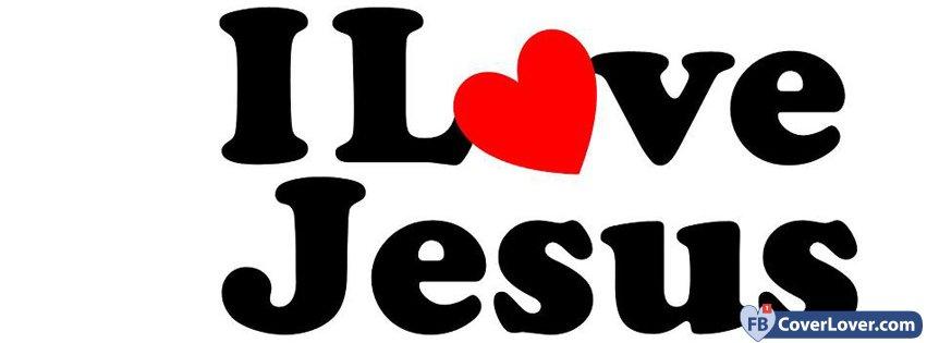 I Love Jesus 3