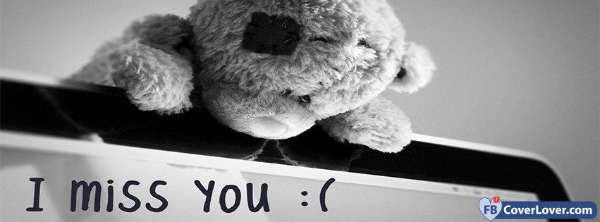 I Miss You Teddybear