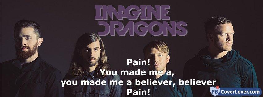 Imagine Dragon Believer Lyrics