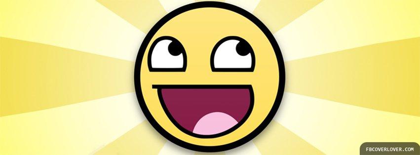 Lol Smiley 3 Facebook Cover Fbcoverlover Com