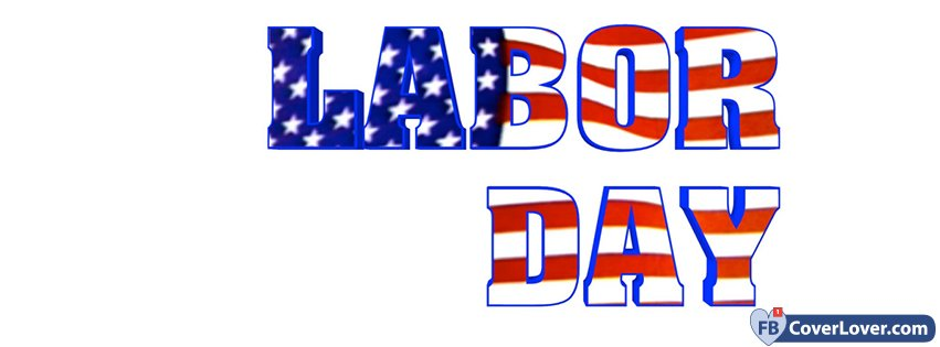Labor Day Us Flag