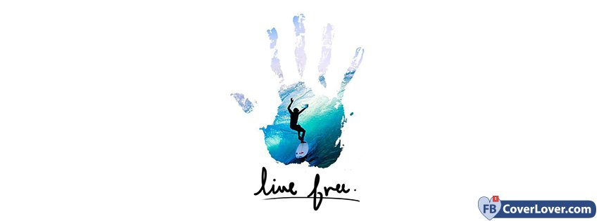 Live Free And Surf