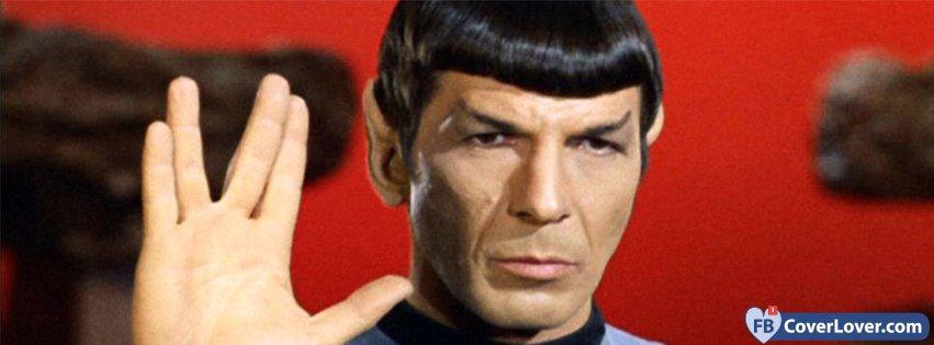 Live Long And Prosper Spock Startrek