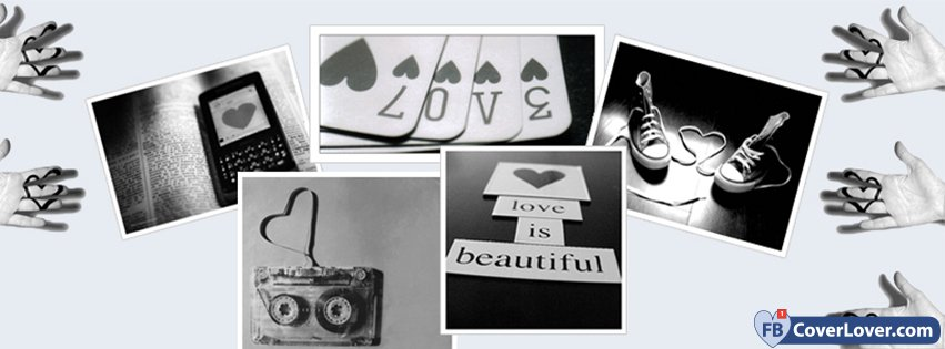 Love Collage 2 And Relationship Facebook Cover Maker