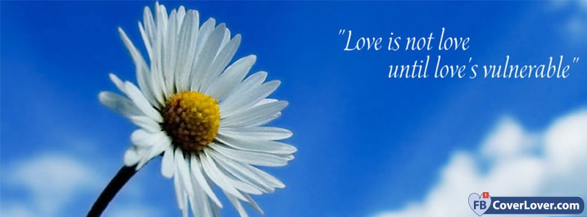 Love Is Not Love Until