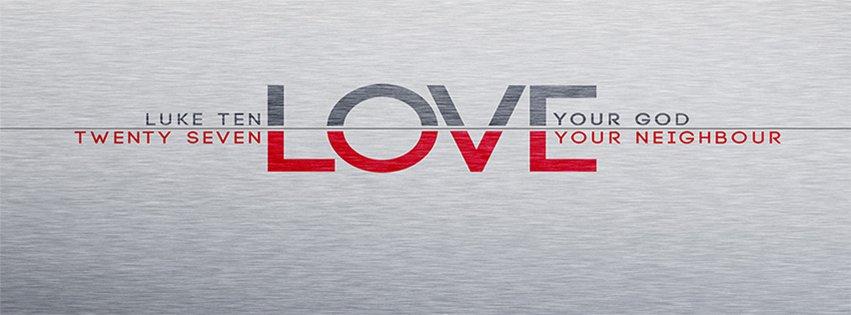 Love Your God Luke 17 27