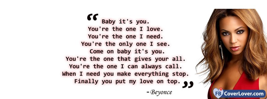 Love On Top Beyonce