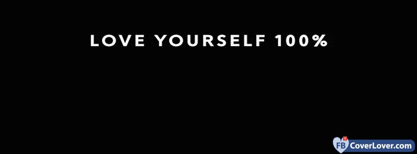 Love Yourself 100%