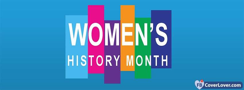 March Womens History Month