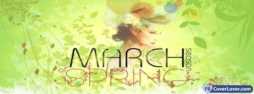 March Spring Season